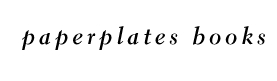 paperplates books